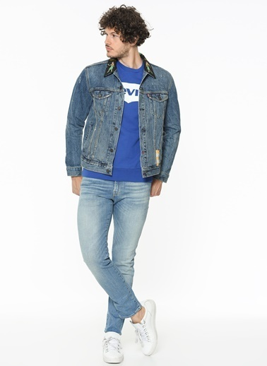Levi's® Jean Ceket İndigo